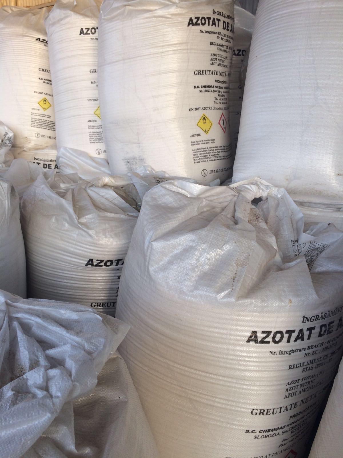 Azotat de amoniu cu sulf - Sarmasag - Pepiniera Sarmasag ...  |Azotat De Amoniu